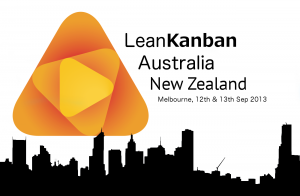 Lean Kanban Australia/New Zealand 2013